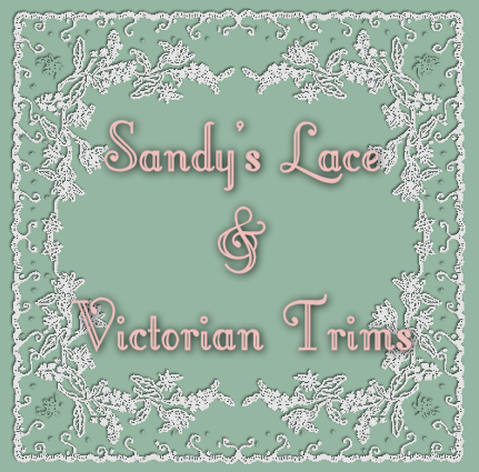 Sandys Lace and Victorian Trims